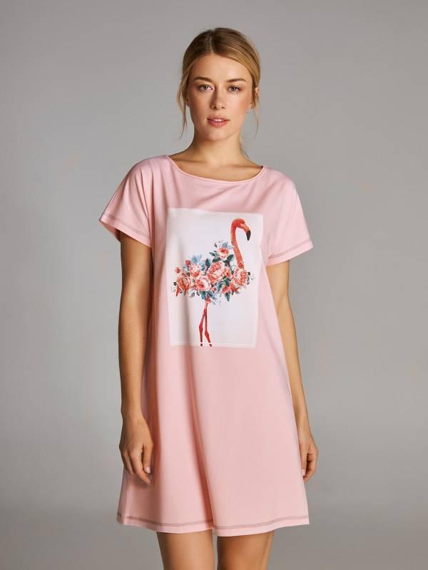Нічна сорочка Flamingo