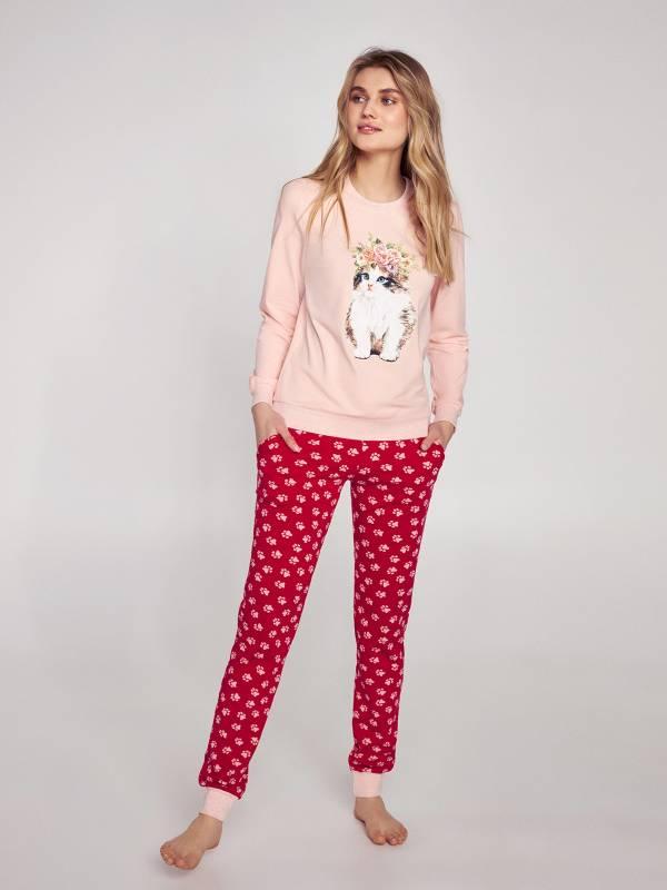 Піжама Pink paws