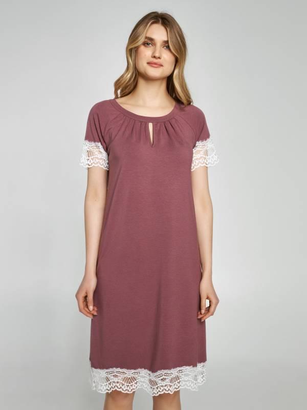 Нічна сорочка Maroon