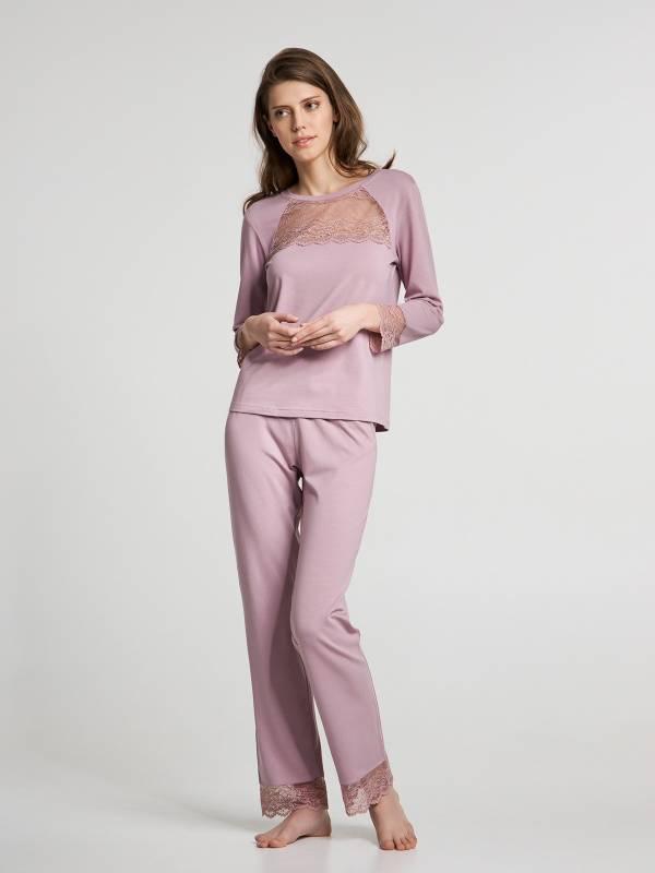 Піжама Silver pink